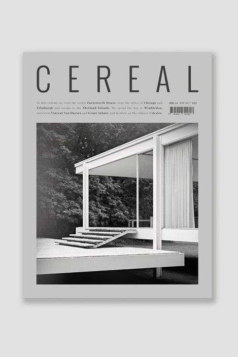 Cereal Magazine - Vol 14