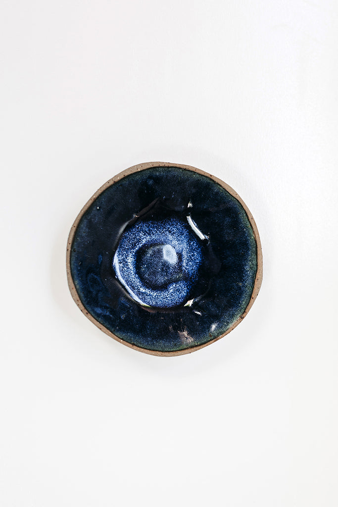 Jewellery Dish - Midnight Blue