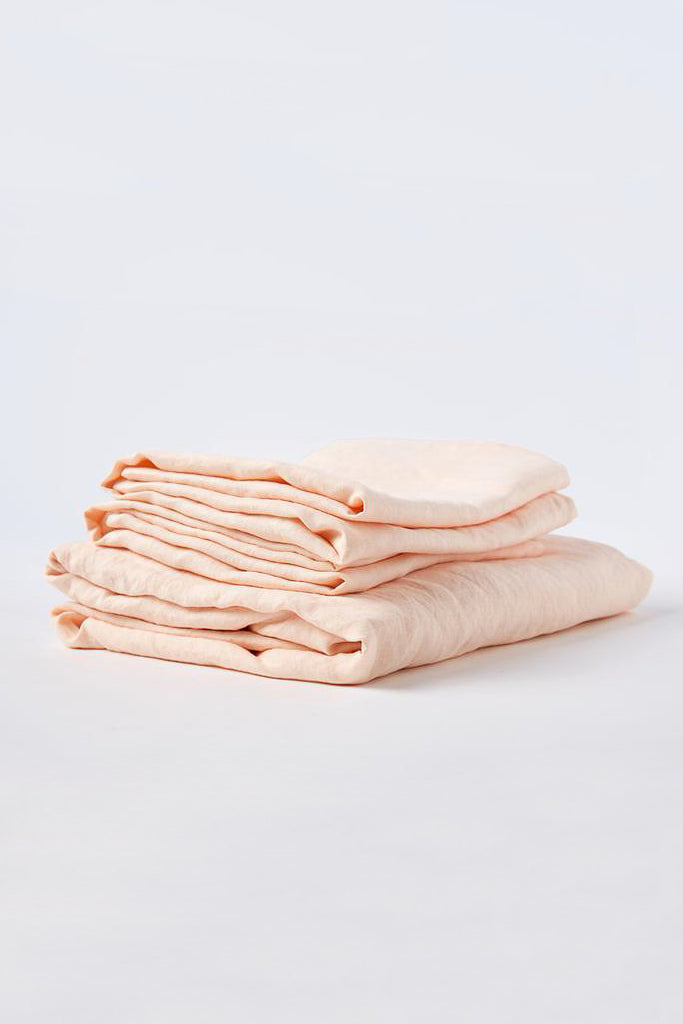 Sheet Set - Peach