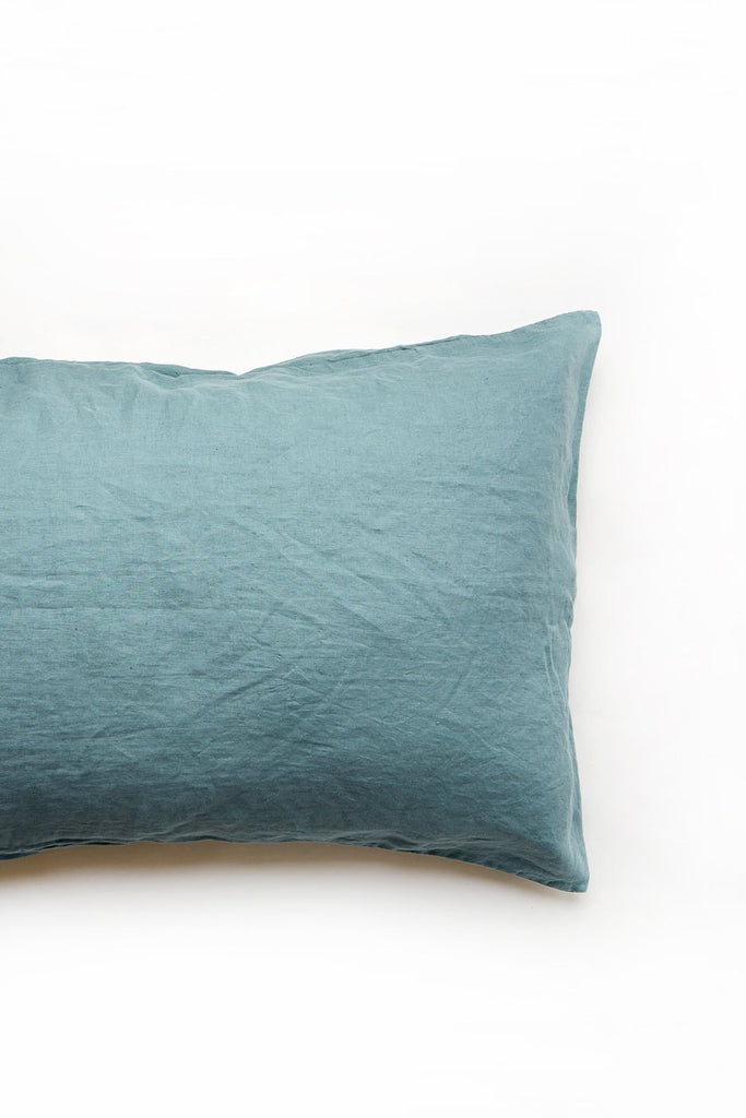Pillow Slip Set - Cyan