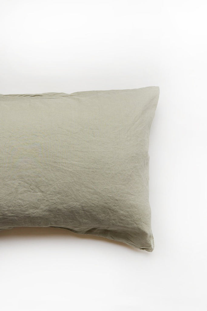 Pillow Slip Set - Taupe