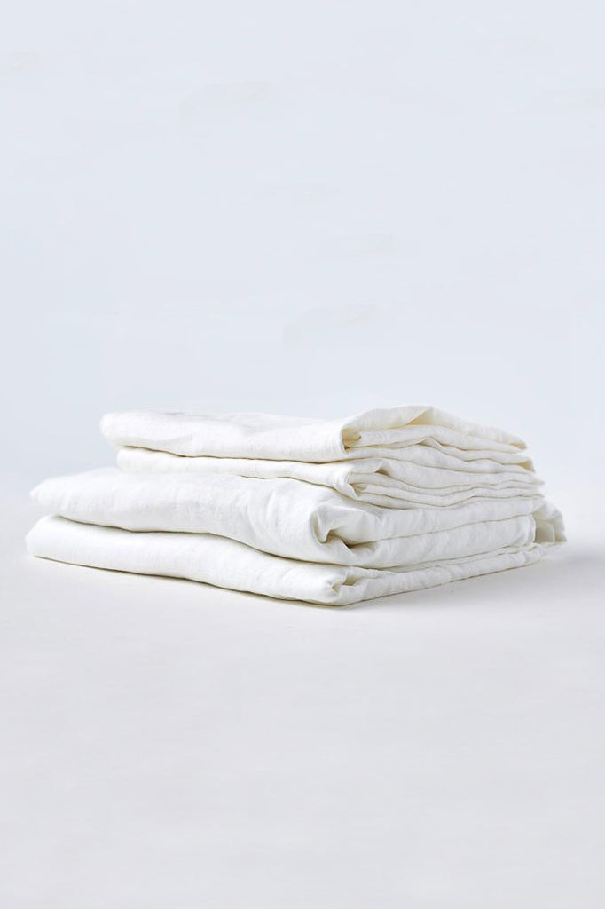 Sheet Set - White