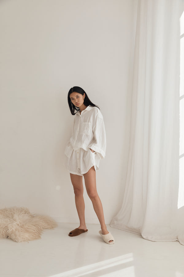 The 03 Loungewear Set - White