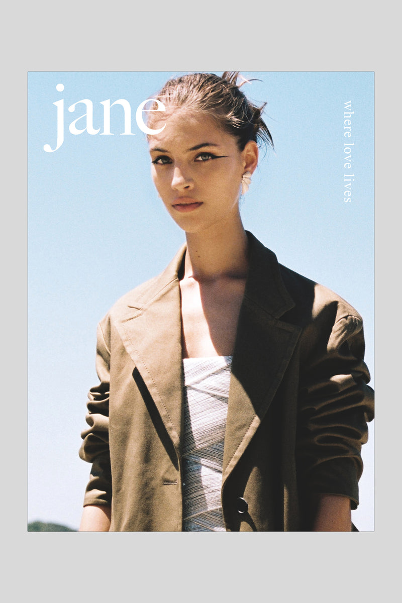 jane. issue three