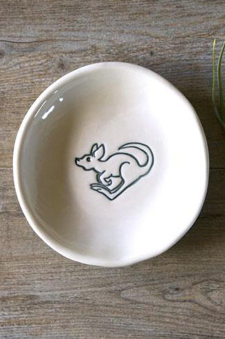 Porcelain Bowl - Roo