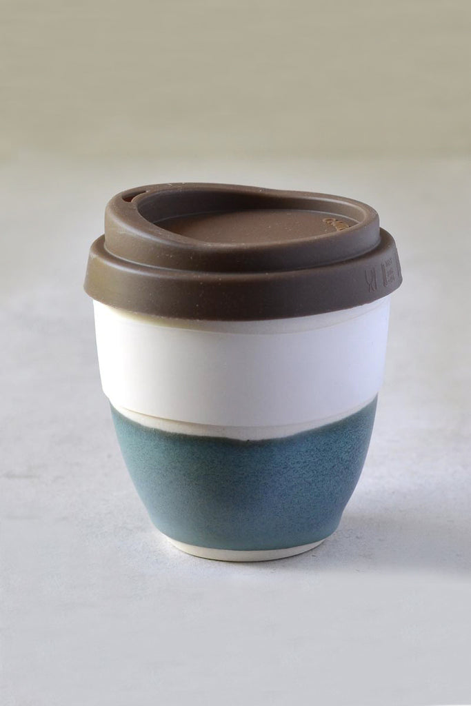 Reusable Takeaway Cup 12oz - Bluegum