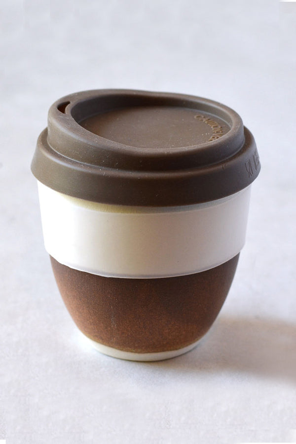 Reusable Takeaway Cup 12oz - Rust