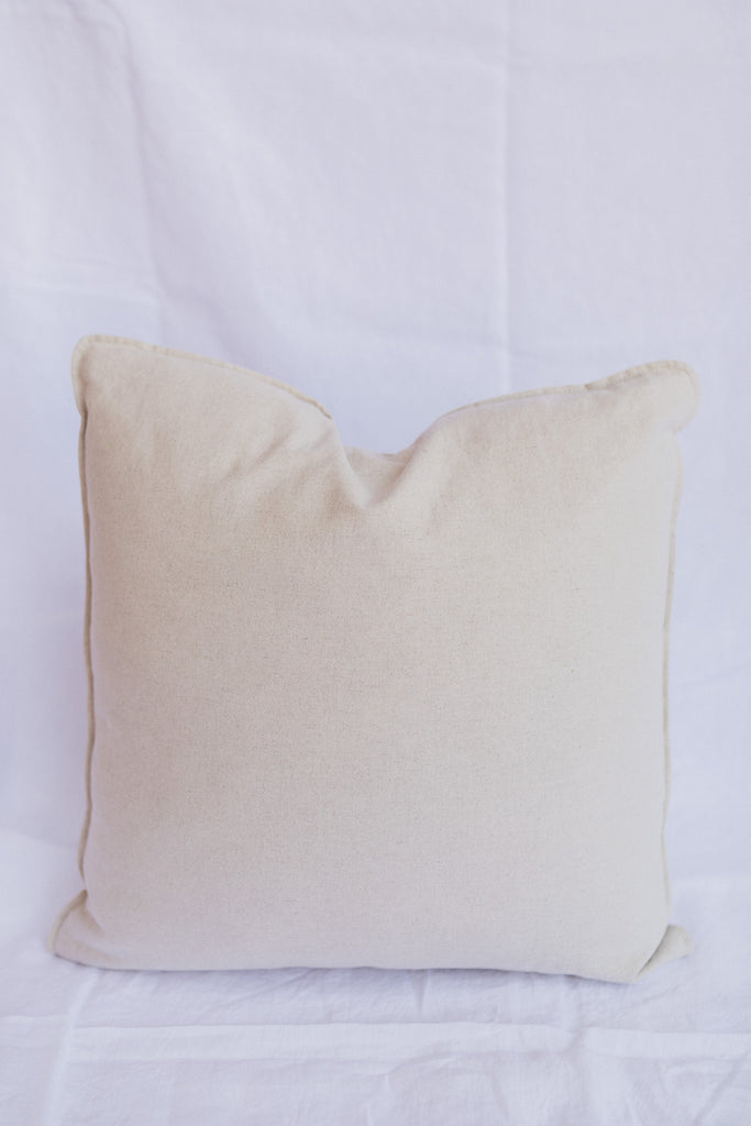 Kind x Worktones Cushion - Natural