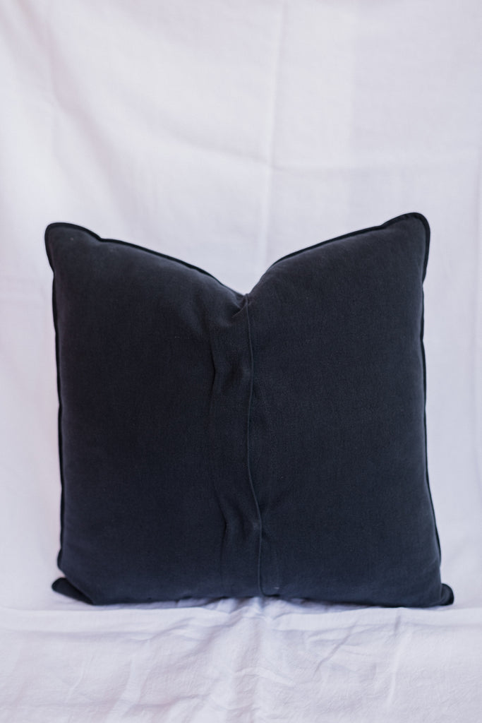 Kind x Worktones Cushion - Dark Blue