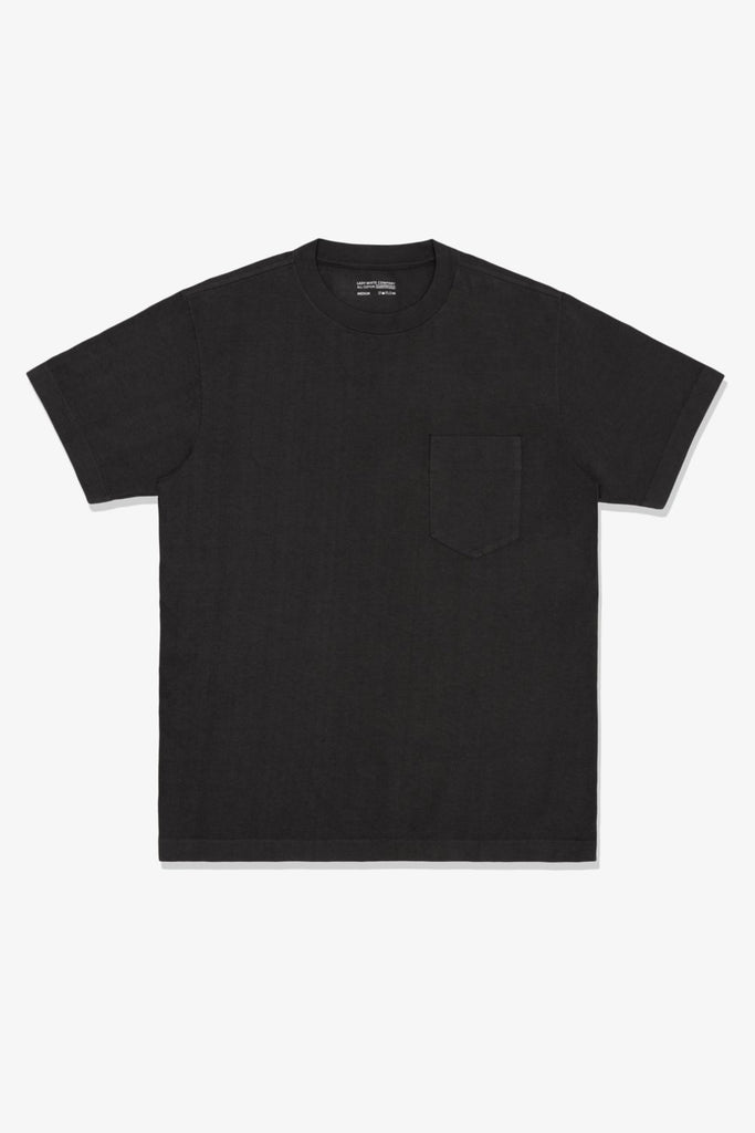 Balta Pocket T-Shirt - Faded Black