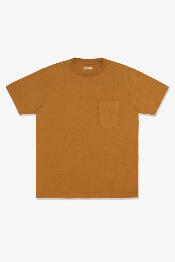 Balta Pocket T-Shirt - Tobacco