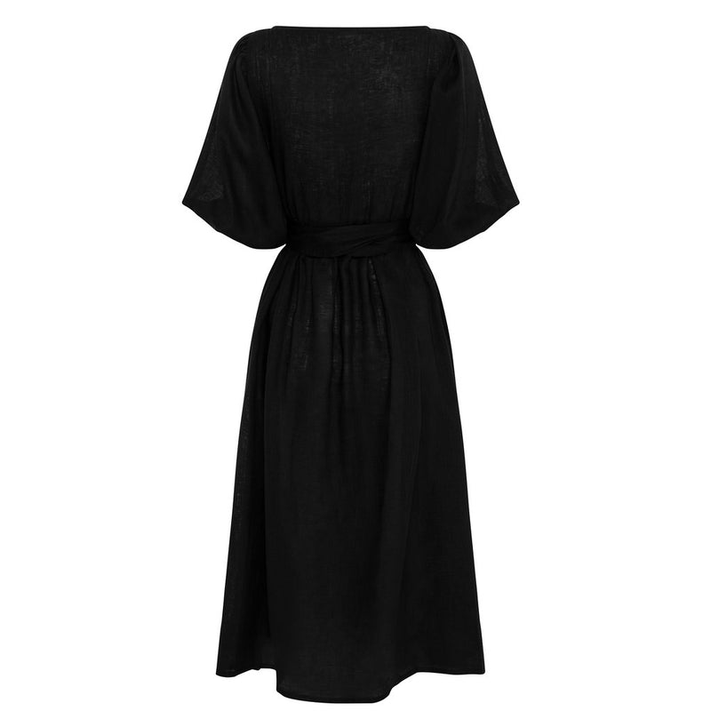 Lia Dress - Noir