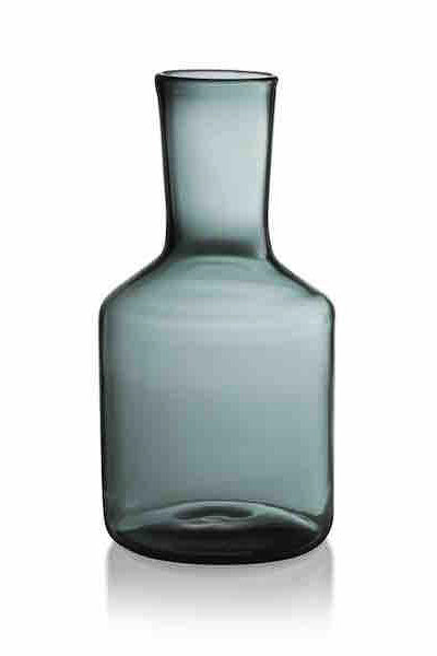 J`ai Soif Carafe and Glass Set - Smoke