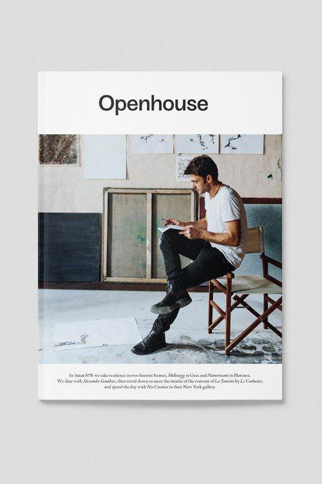 Openhouse Magazine - Issue No.8
