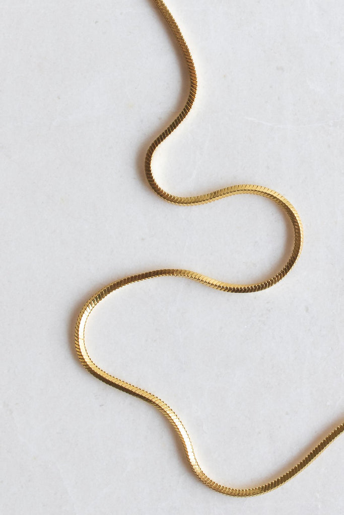 Placebo Chain Necklace - 18K Vermeil