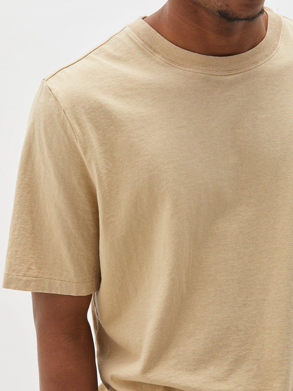 Regular Fit T.Shirt - Latte
