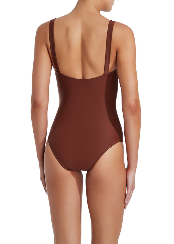 The Square Maillot - Rust