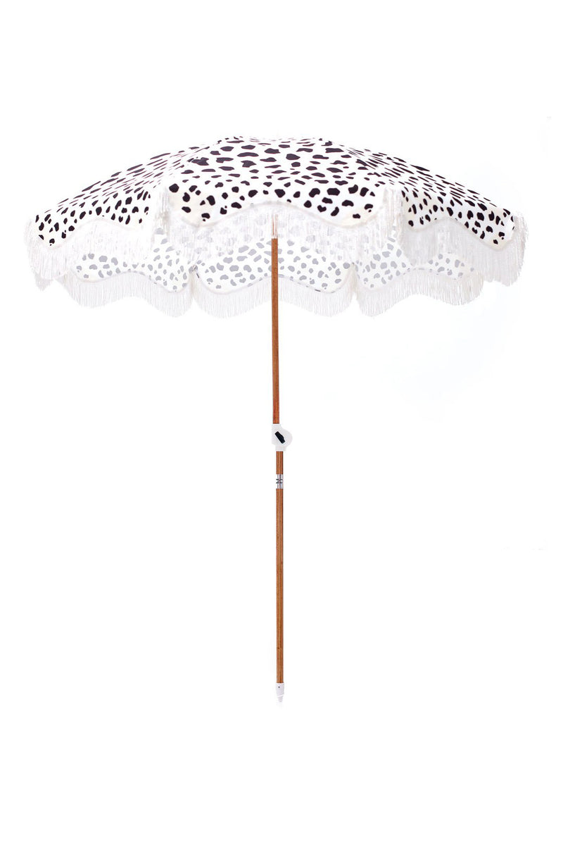 Holiday Beach Umbrella - African Textile