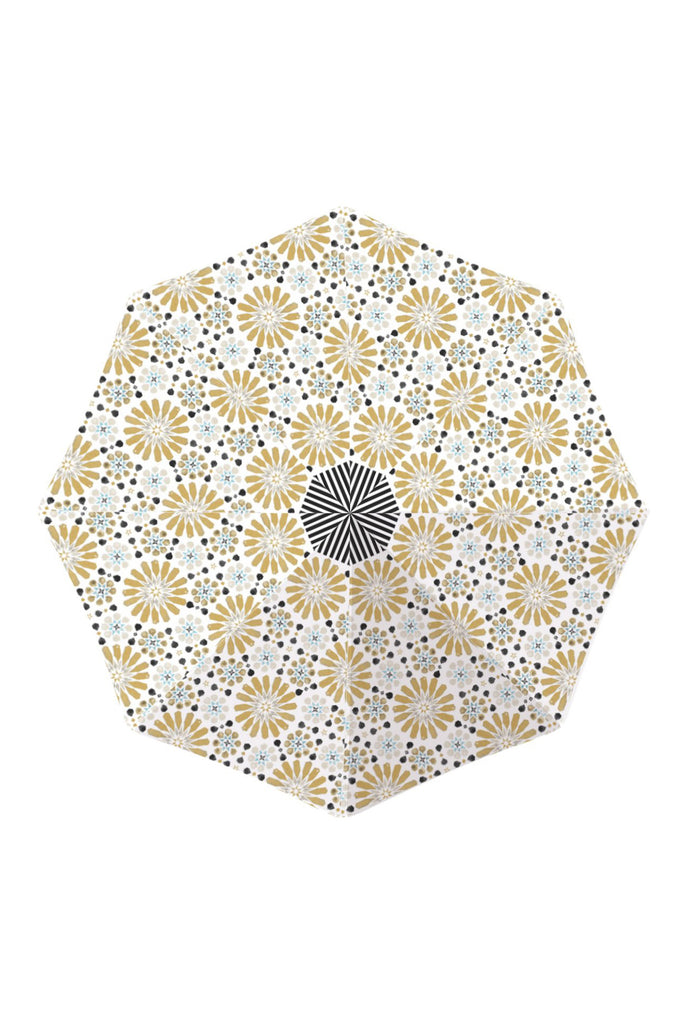 Premium Beach Umbrella - Mosaic Tile