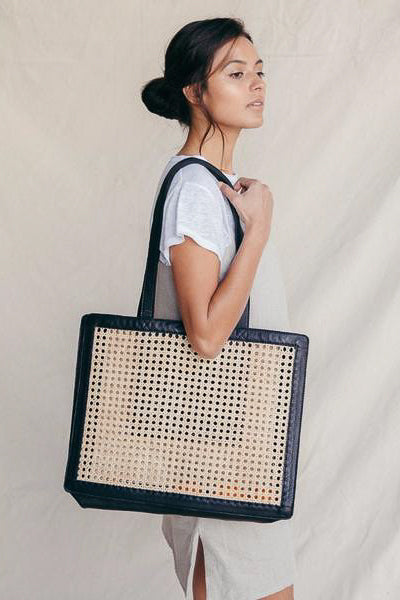 Hennie Market Bag - Black