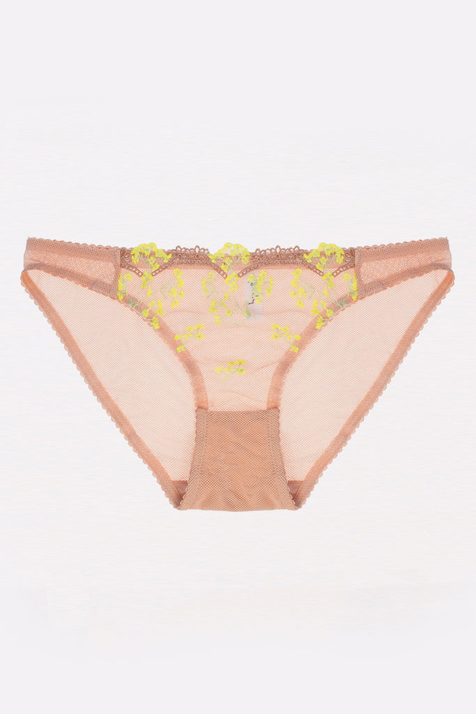 Scout Tri Brief - Yellow Daisy