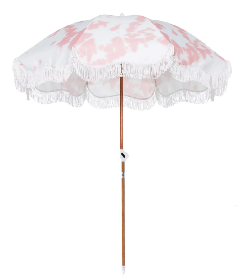 Holiday Beach Umbrella - Tie Dye