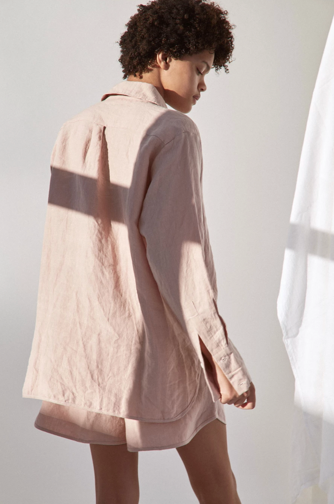 The 06 Loungewear Short - Clay Pink