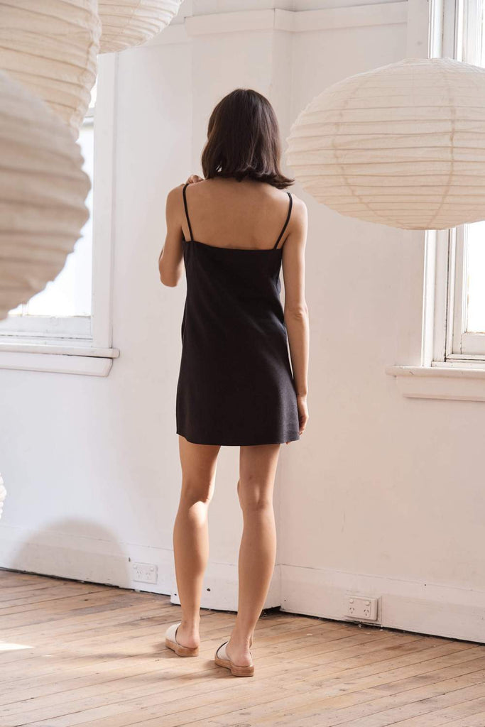Anzu Dress - Black