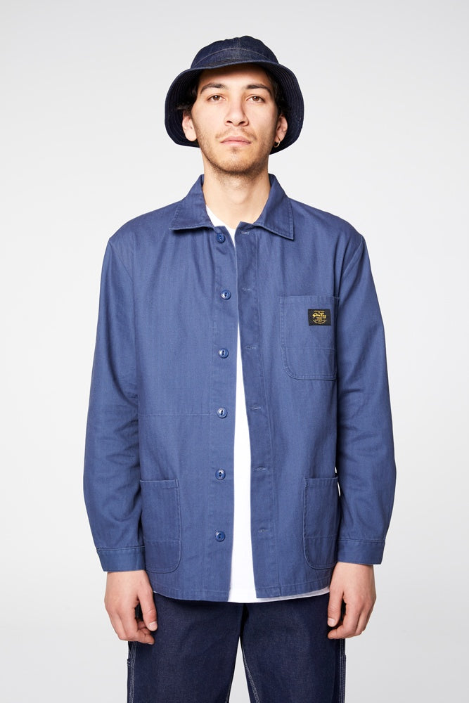 Chore Jacket - Indigo Denim