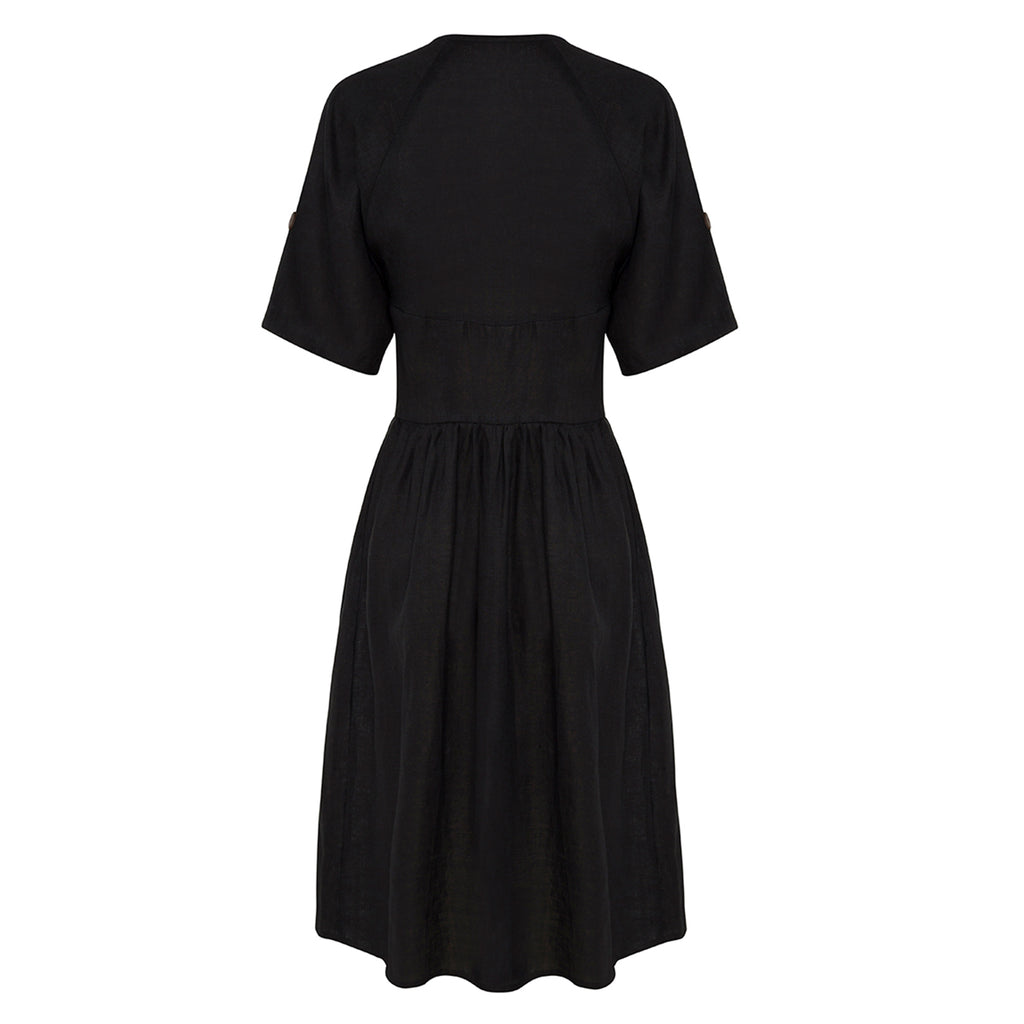 Audrey Dress- Noir