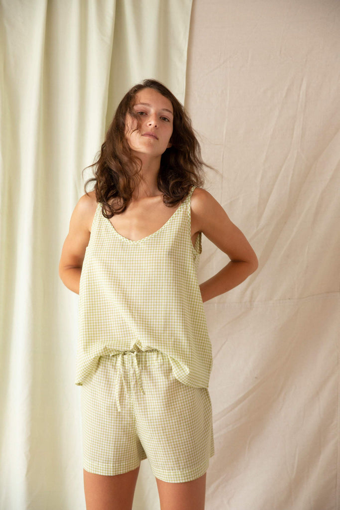 Summer Set - Pear Gingham