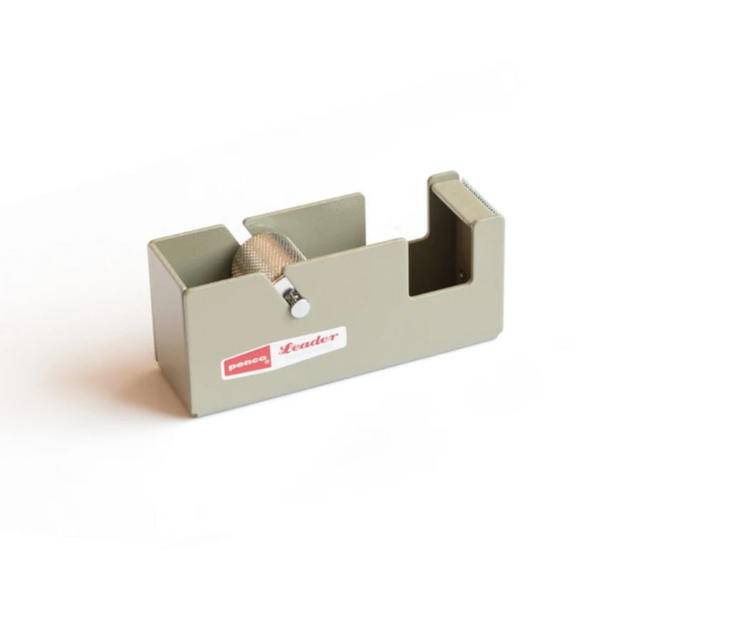 Tape Dispenser Small - Ivory