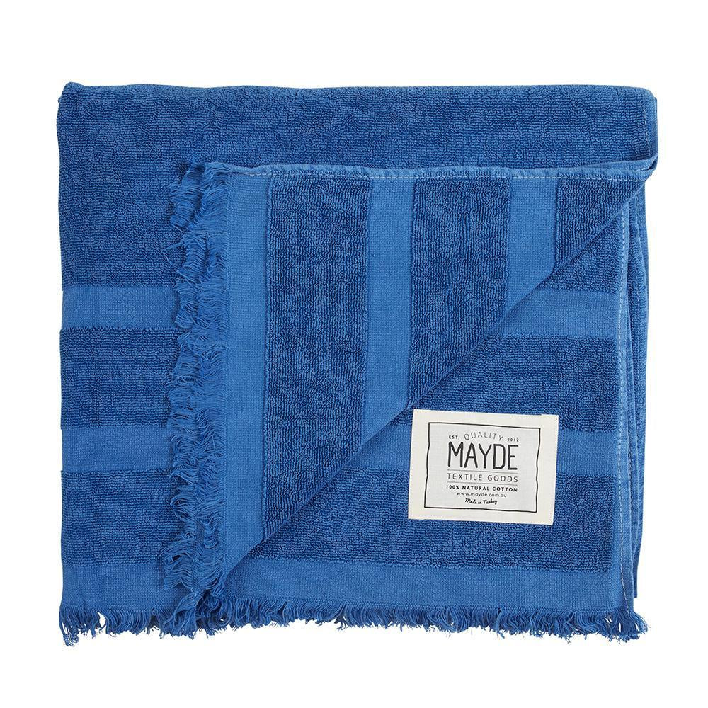 Angourie Towel - Denim