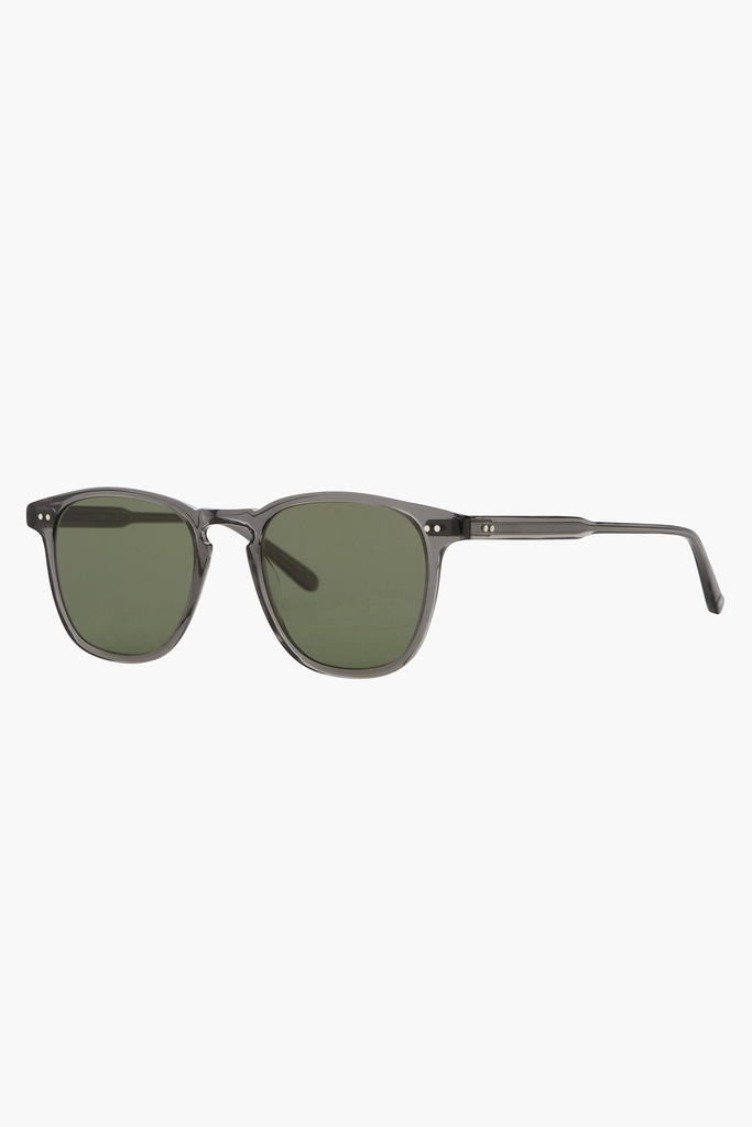 Brooks 47 Sunglasses- Grey Crystal/ Semi- Flat Pure G15