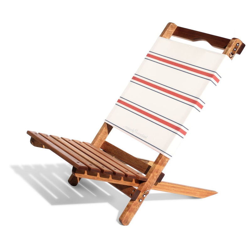 The 2-Piece Chair - French Stripe