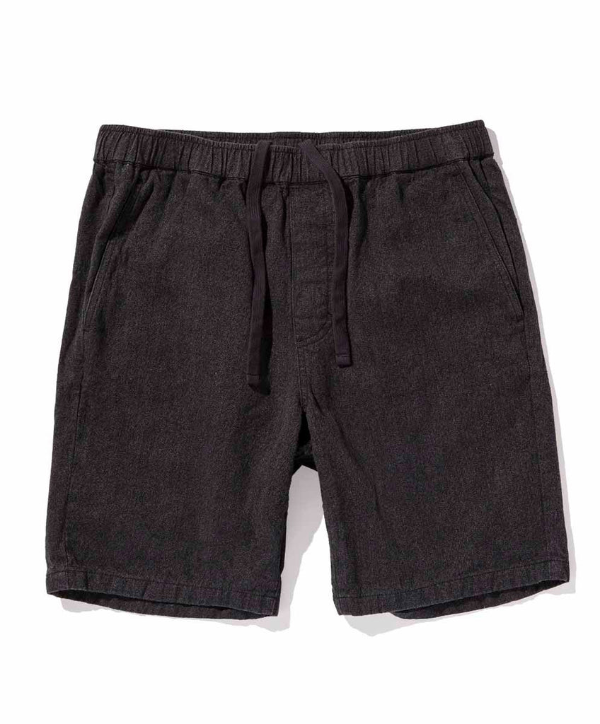 Verano Beach Short - Bright Black