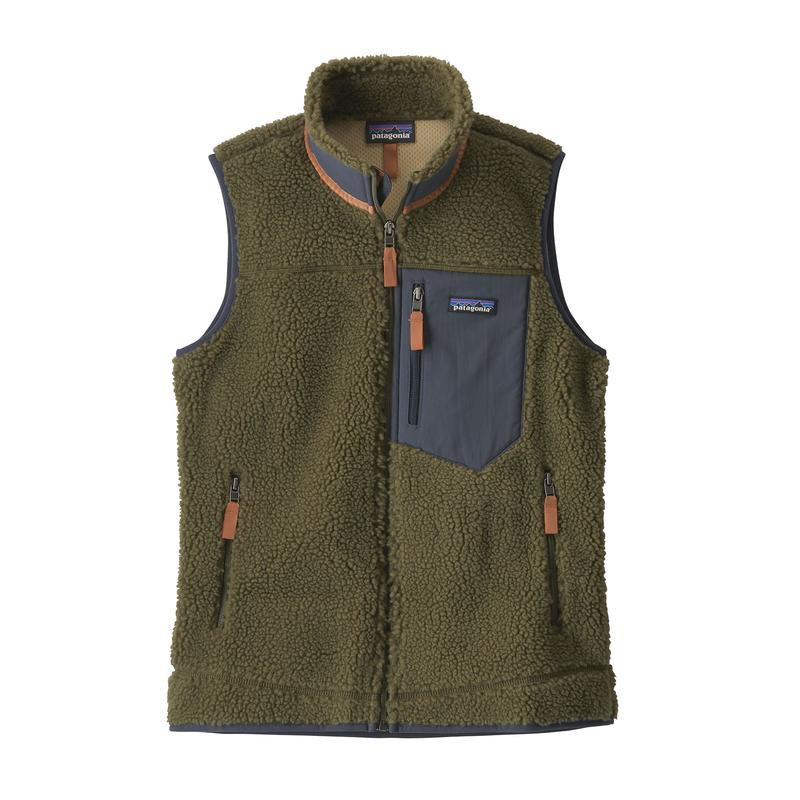 W's Classic Retro­X Vest - Fatigue Green