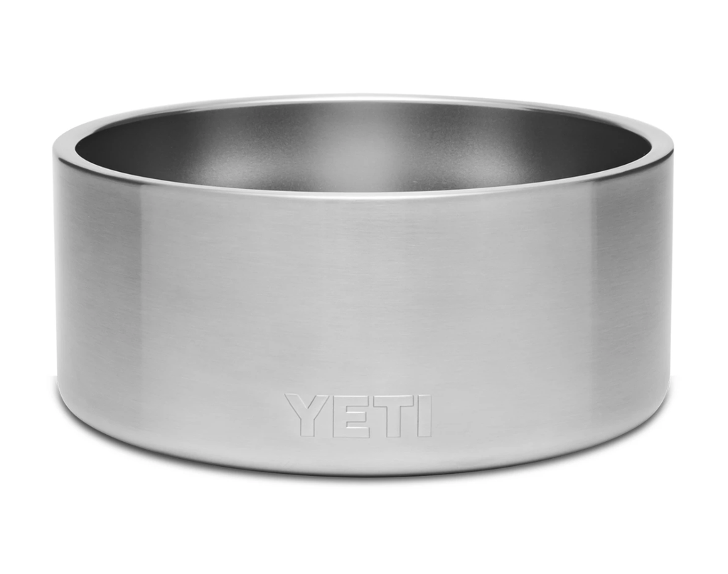 Boomer Dog Bowl - Stainless Steel