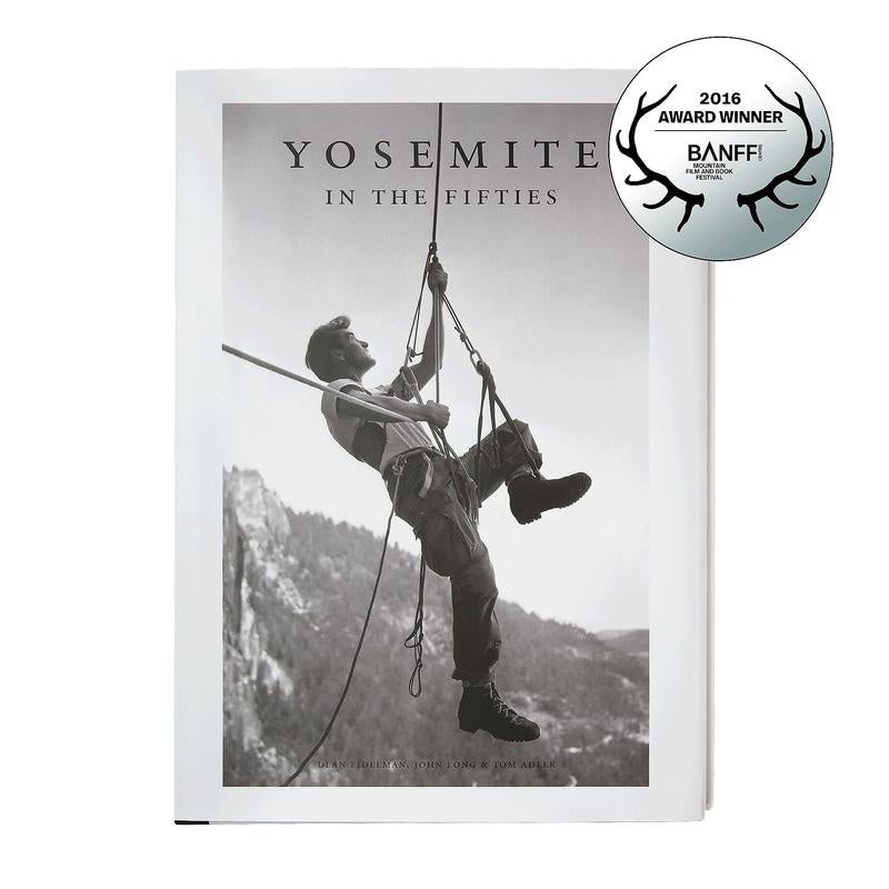 Yosemite in the Fifties: The Iron Age Book