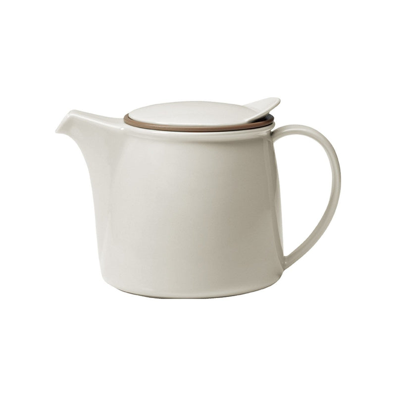 Kinto Brim Teapot 750ml - Grey