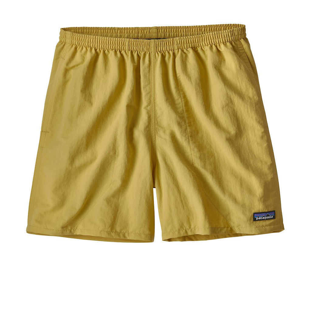 M's Baggies Shorts 5 in - Surfboard Yellow