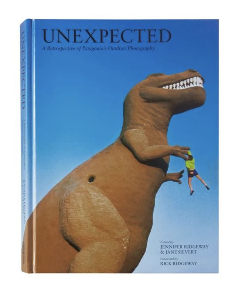 Unexpected 30 Years of Patagonia Catalog Photography Hardcover Book