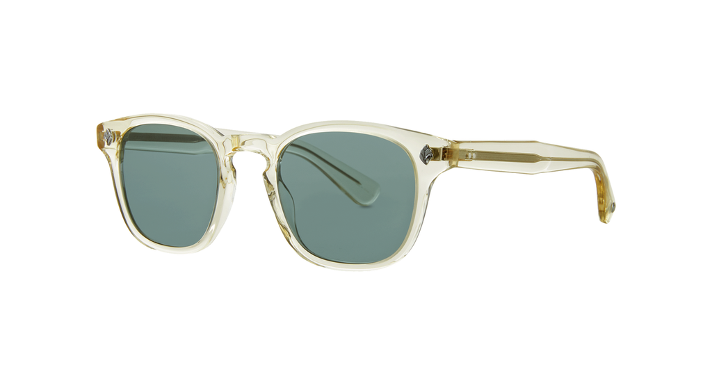 Ace 47 Sunglasses - Pure Glass/Semi-Flat Blue Smoke