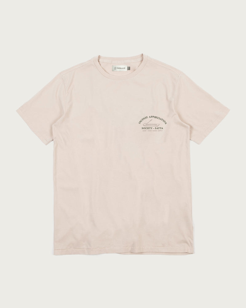 Incense Appreciation Tee - Calico