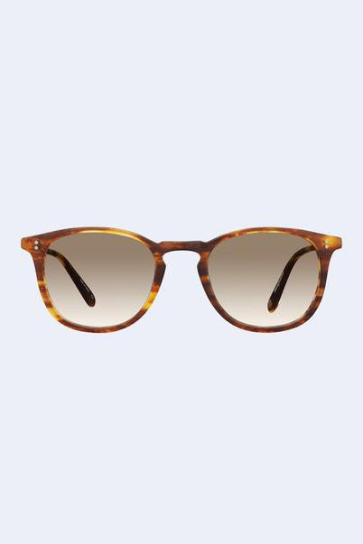 Kinney 49 Sunglasses- Matte Pinewood/ Semi- Flat Brown Gradient