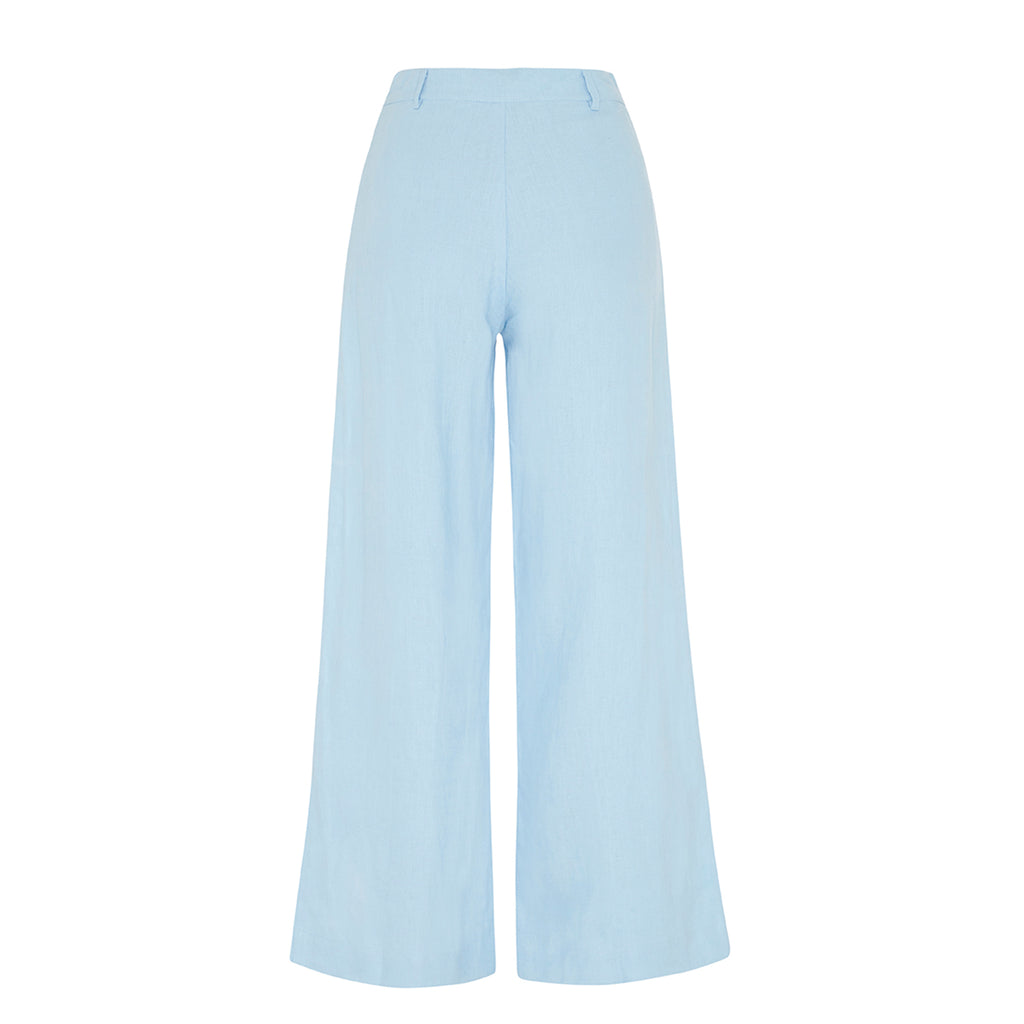 Louise Pants- Sky blue