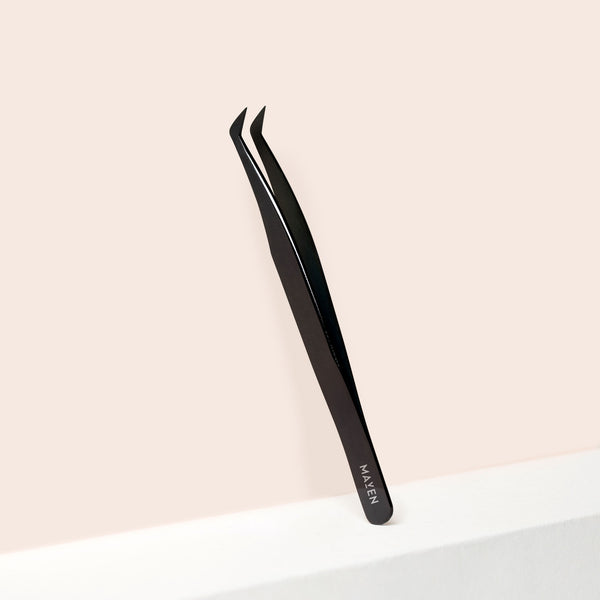 Carbon Black - Volume Boot Tweezer