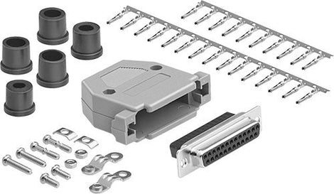 DB25 Female Connector Kit Set