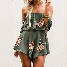 Walk in the park romper