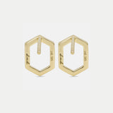 The Santorini Rainbow Studs